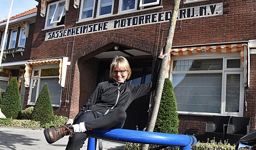 Ilse Langeveld doet nog geen boekje open over de titel van haar nieuwste werk. | Foto: PvK