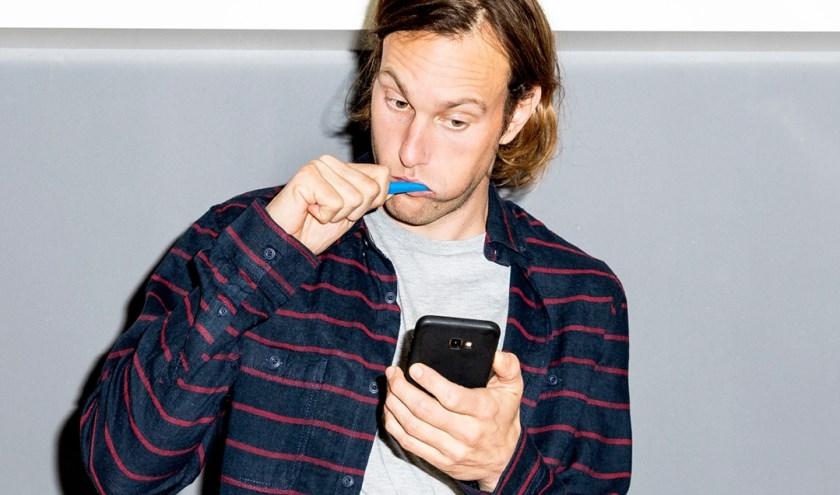 Ga niet zomaar in op verzoeken via e-mail, app of sms, voor je het weet geef je gegevens af die je nooit had moeten vrijgeven.