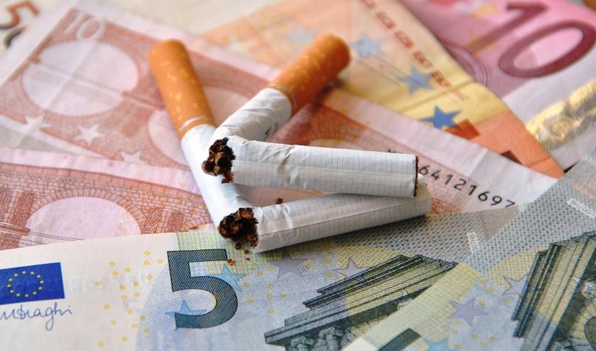 Stoppen met roken is niet alleen veel gezonder voor je lichaam, maar ook goed voor je portemonnee.