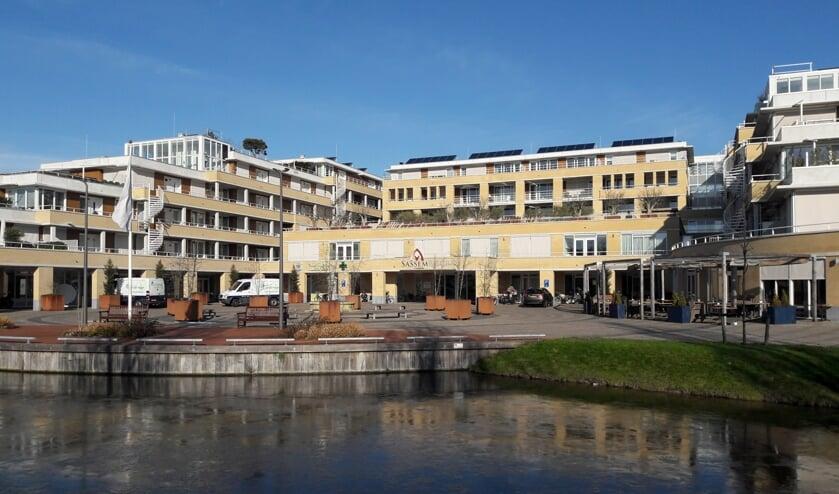 Woonstichting Vooruitgang is vorig jaar verhuisd naar Sassembourg. | Foto: MV