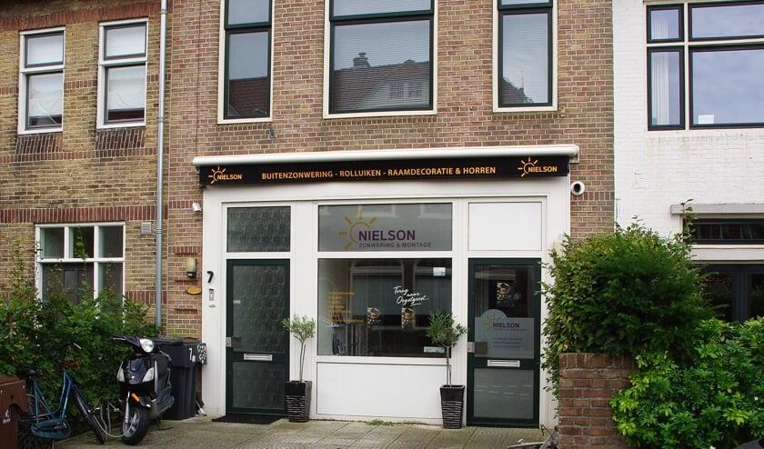 In het pand van Nielson Zonwering (het huis waar Jan Wolkers opgroeide) komt Kin Sushi.
