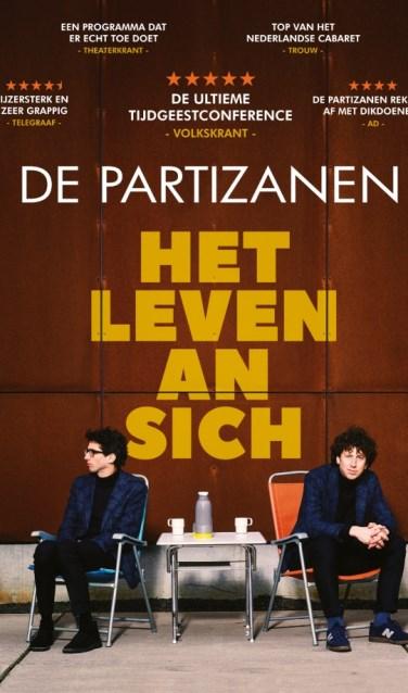 Merijn Scholten en Thomas Gast vragen zich af of ze zichzelf soms niet wat minder moeten afvragen.
