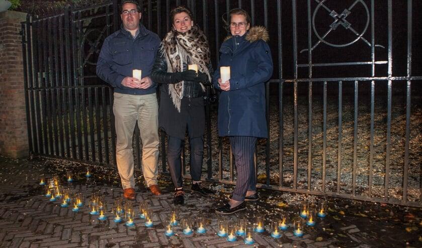 Eerste Wereldlichtjesdag In Katwijk Herdenking Van