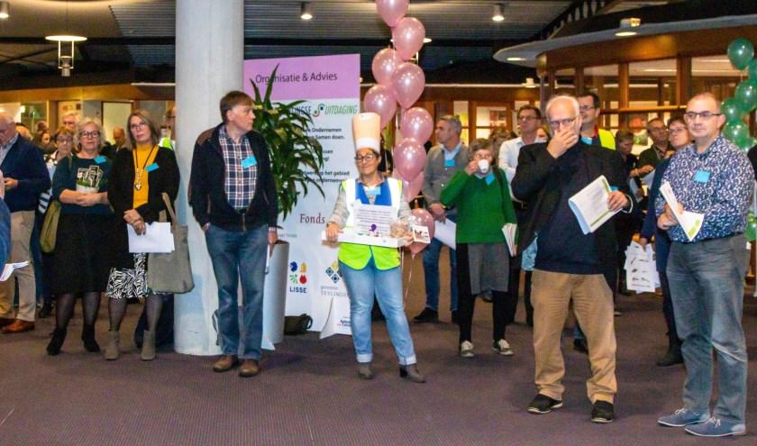 De eerste HLT Beursvloer trok ruim 120 deelnemers naar CNB Lisse.
