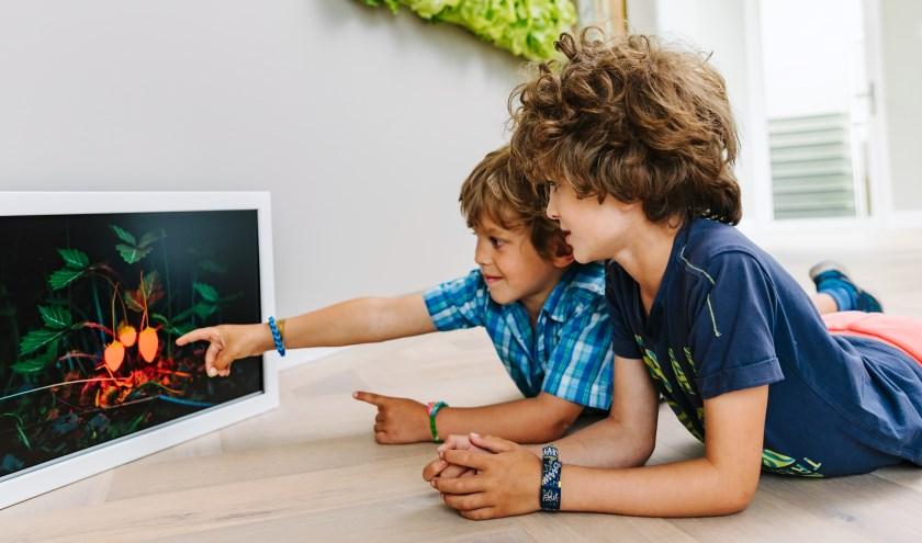 Met een interactief schoolprogramma leidt LAM kinderen op tot museumrondleiders.