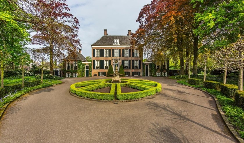 Het Oude Koningshuys te Sassenheim. | Foto; PR