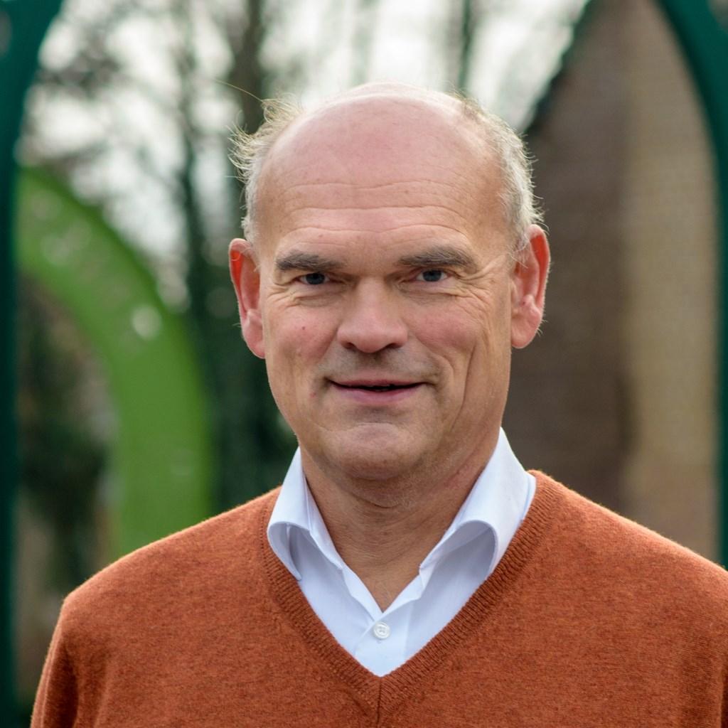 Toon Stegmann, fractievoorzitter VVD Foto: pr © uitgeverij Verhagen