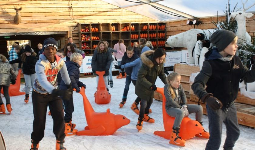Het Winterwonderland aan zee gaat op zondag 1 december weer open. | Foto: PR