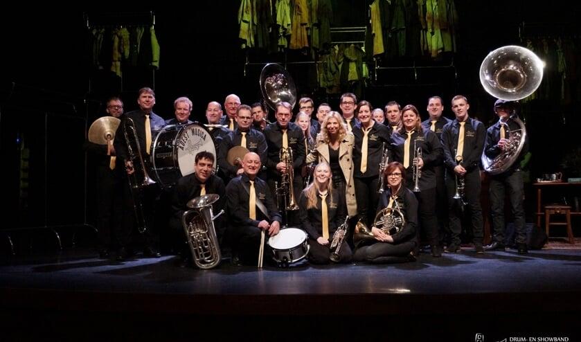Adest Brass heeft als doel om zonder competitiedrang gezellig samen te musiceren. Wie doet mee? | Foto: PR