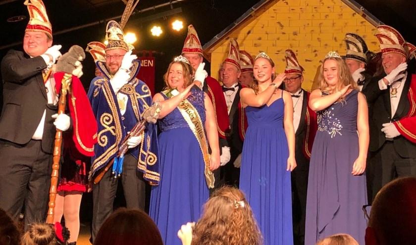 Alaaf in De Zilk: de prinsenparen zijn bekend! | Foto en tekst met dank aan Shelley Cousins.
