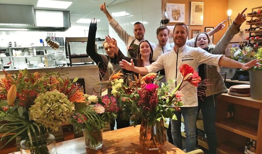 Het team van Suzie's & Van Aken is dolblij met de nieuwe erkenning.