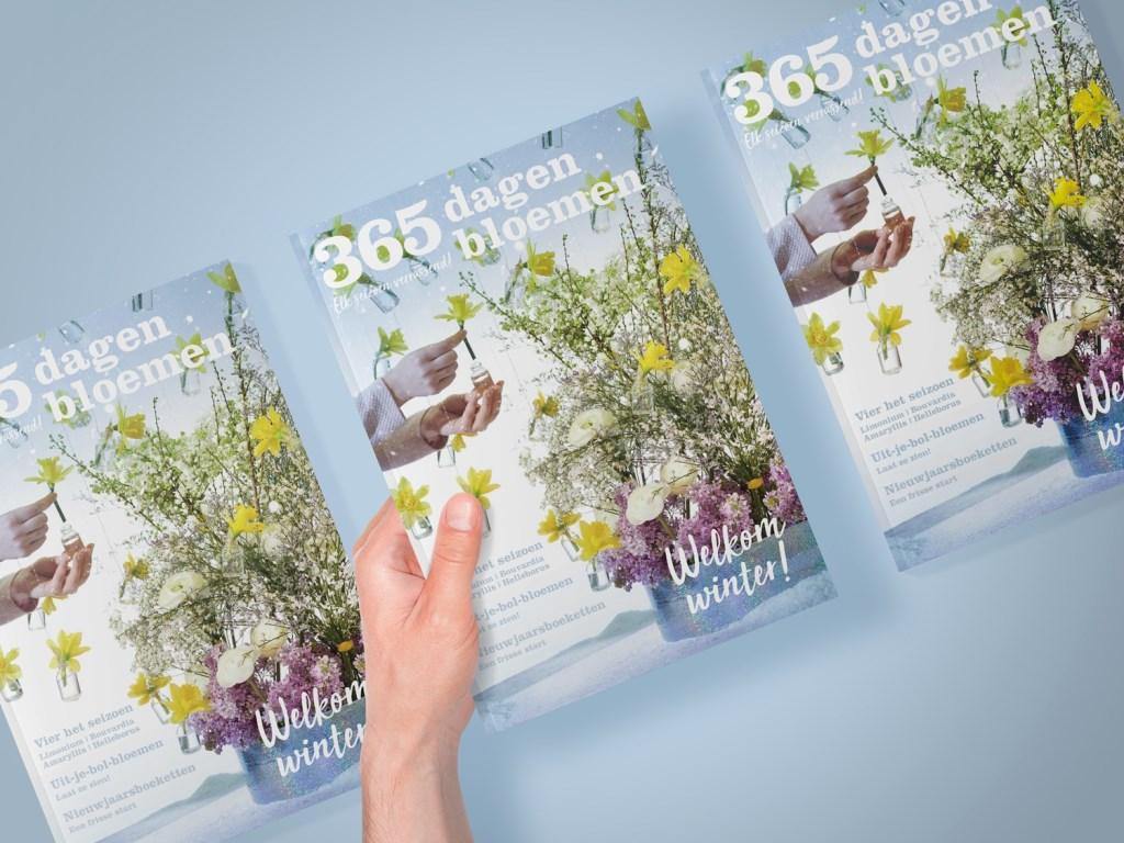 Foto: 365 dagen bloemen © Verhagen