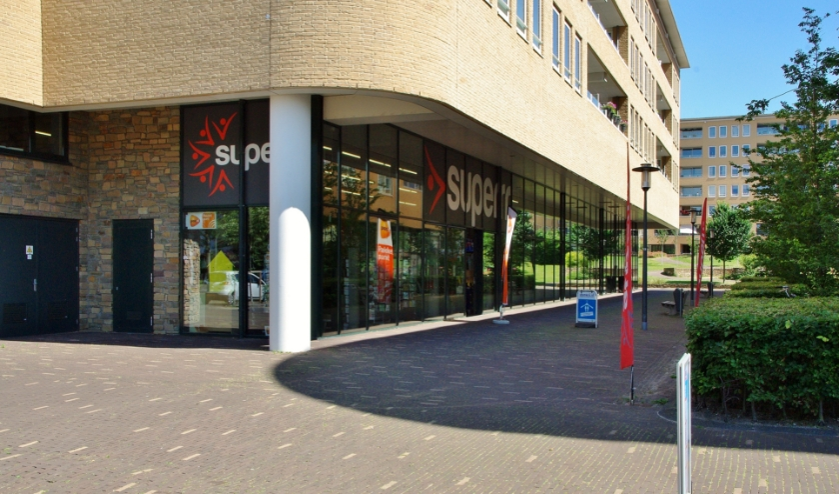 De wijkbewoners hopen dat er een supermarkt zal blijven in Poelgeest. | Archieffoto Willemien Timmers