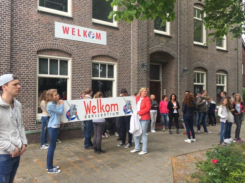 In 2016 dreigde dansschool Welkom te moeten verkassen uit het Patronaatsgebouw. De gemeente beraadt zich opnieuw over de accommodaties waarop bezuinigd moet worden.