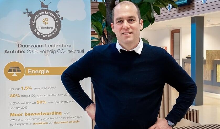 Bart van Konijnenburg, de onafhankelijke voorzitter van de Werkgroep Oranjewijk.