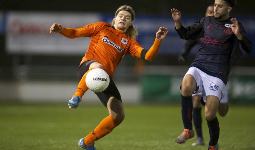 Bart Sinteur in actie. | Foto: OrangePictures