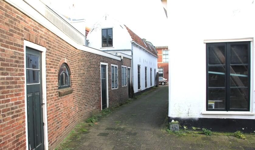 De monumentale Bollenschuur aan de Voorstraat biedt kansen voor een eigentijds woonconcept. | Foto: WS