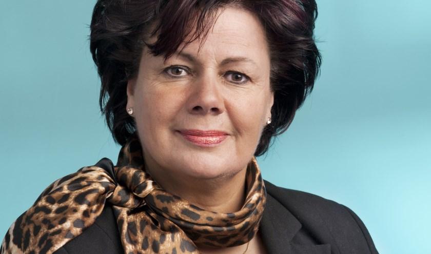 Wendy Verkleij wordt vrijwel zekerde eerste burgemeester van fusiegemeente Noordwijk. | Foto: Marco Hamoen