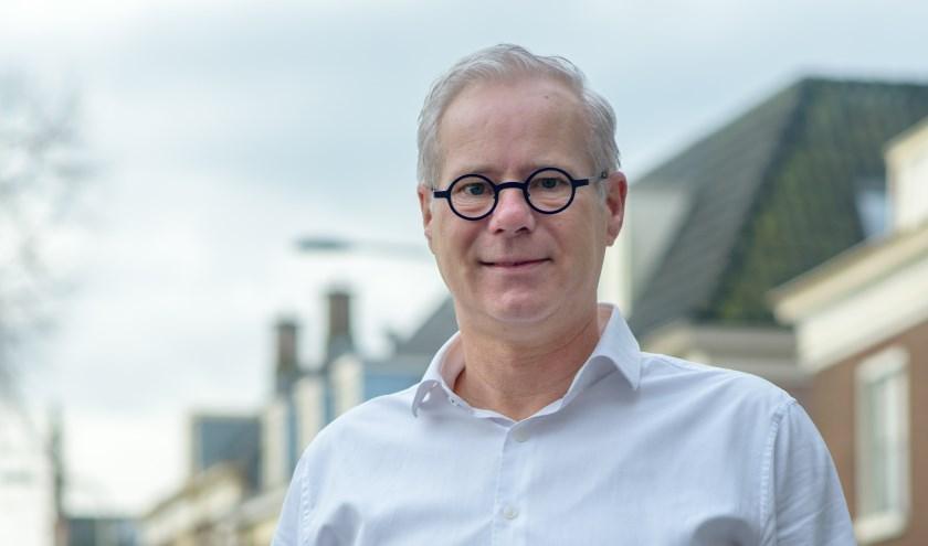 VVD-raadslid Nico van Hoogdalem.