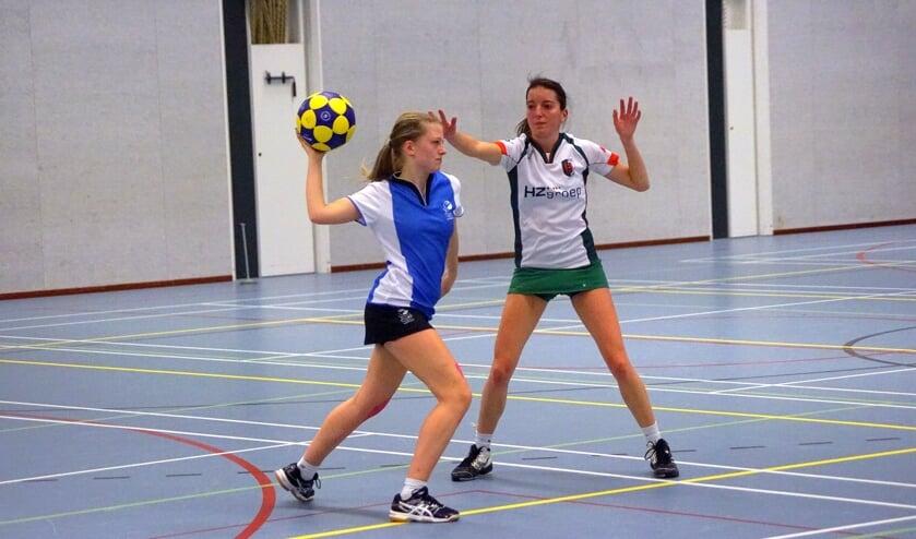 Suzan van Hooijdonk in actie voor Fluks. | Foto: PR