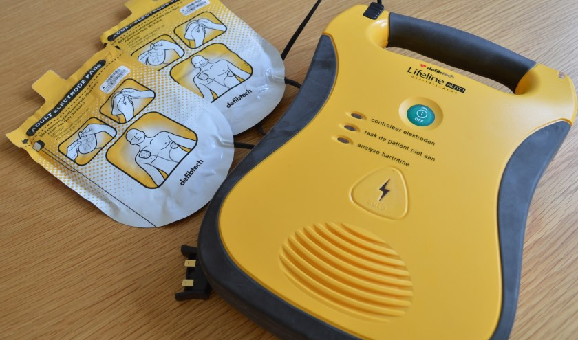 Gebruik van de AED vergroot de kans dat mensen een hartstilstand overleven.