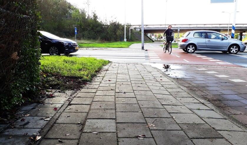 Een van de verkeersknelpunten is de veiligheid van fietsers. | Foto: KP archief