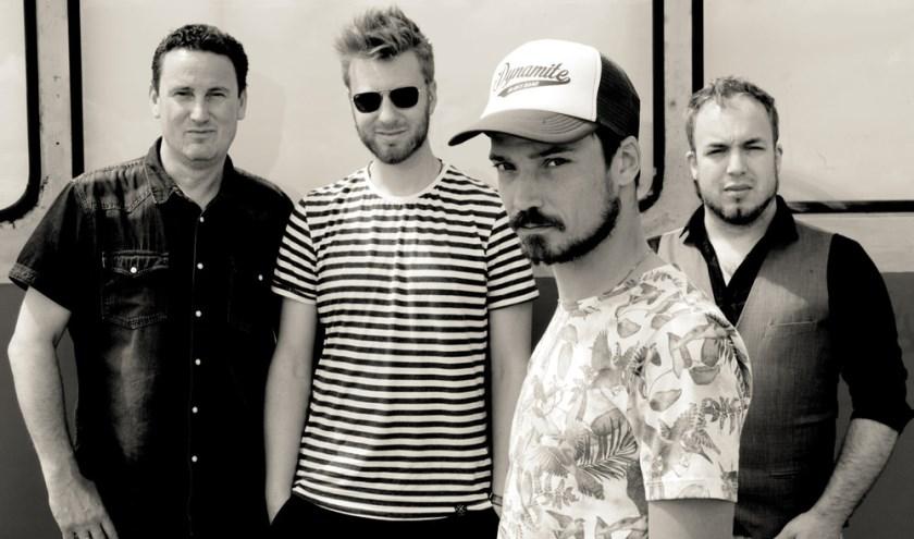 De Sassenheimse bluesband The Dynamite Blues Band is inmiddels niet meer weg te denken van de bluesfestivals in binnen- en buitenland. | Foto: pr.