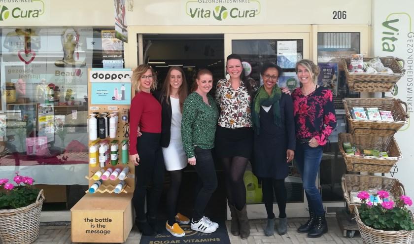 Het team van Vita Cura.   Foto: pr.