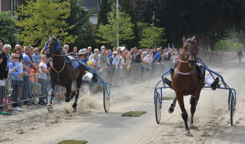 De finale op de Teijlingerlaan in 2018 werd gewonnen door Ronny Brandt. | Foto: pr.