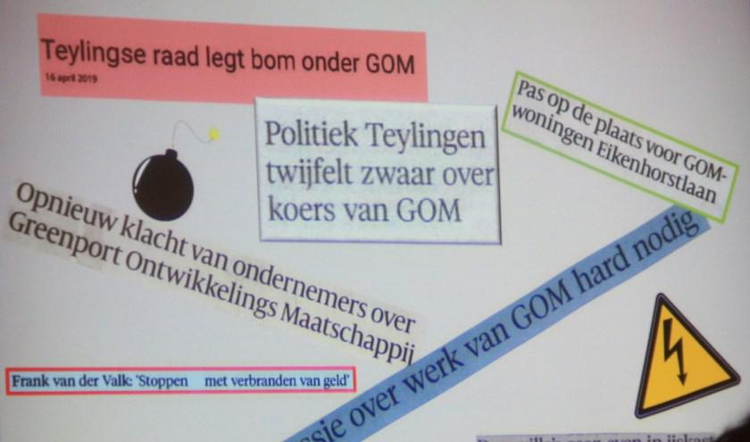 Volgens directeur Zwarts doen perspublicaties geen recht aan de huidige ontwikkeling van de Bollenstreek. | Foto: WS