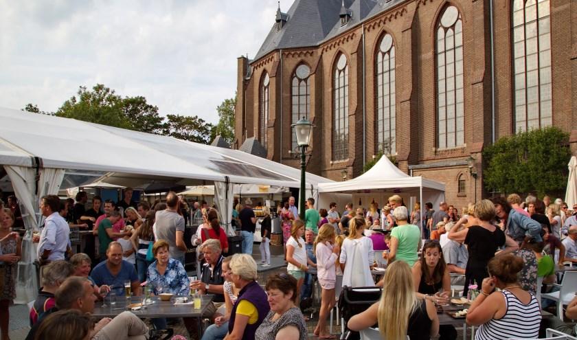 De organisatie van Proef Noordwijk heeft besloten het evenement dit jaar af te blazen.   Foto: Archief/Marcel Verheggen