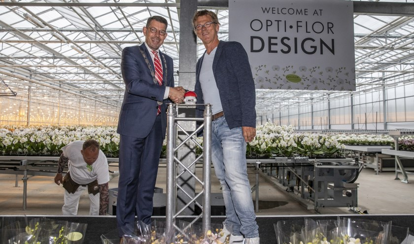 07062019 - monster, orberlaan, opening Design optiflor© Thierry Schut