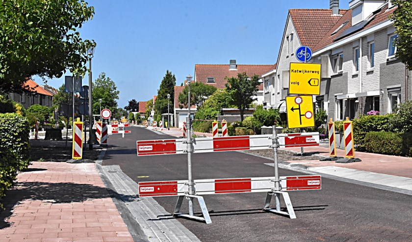Nog een paar dagen en dan is het verkeersleed in de Hoofdstraat en omgeving geleden.