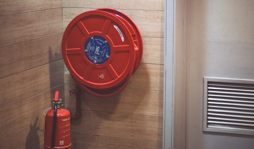 De brandweer controleert onder meer of er brandblussers aanwezig én gekeurd zijn. | Foto: pexels.com