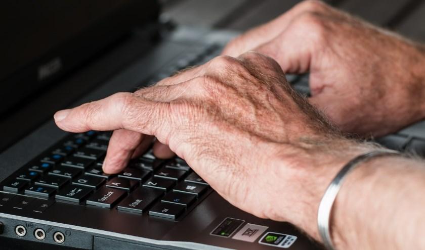 Leer tekstverwerken bij de computerinstuif in Plein28.