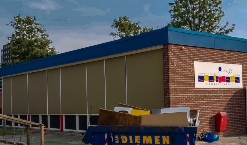 Twee lokalen van de Gomarusschool worden omgebouwd tot museumruimte. | Foto: J.P. Kranenburg