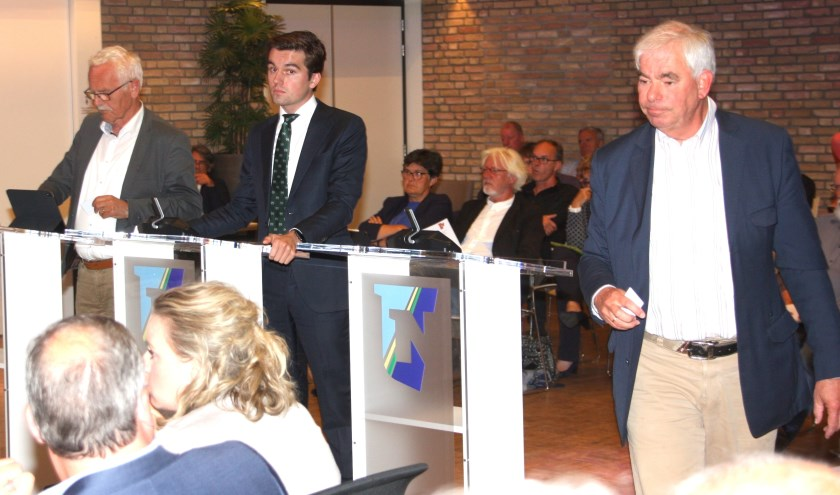 De gemeenteraad sprak zich uit over het profiel van de nieuw te benoemen burgemeester. | Foto: WS
