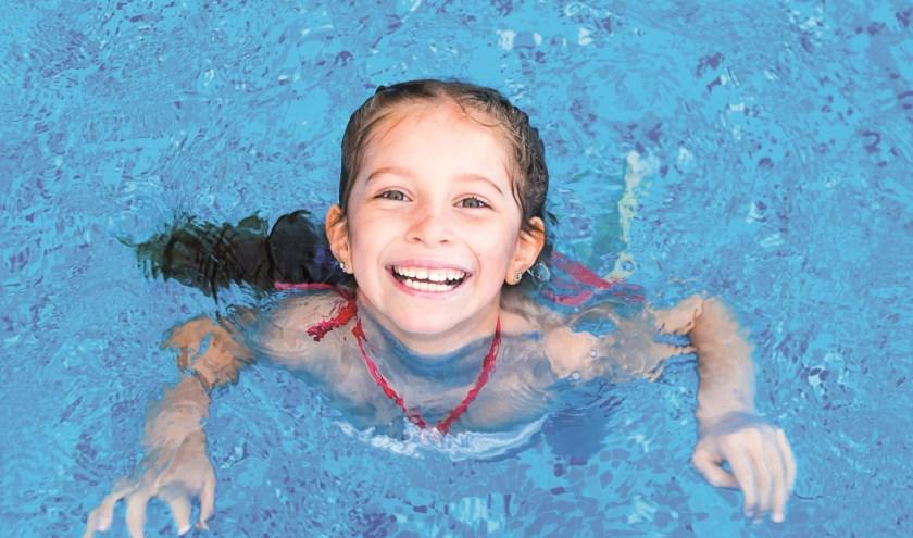 Zwemles in de zomervakantie!