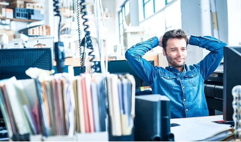Relaxed op je werk zitten, zonder afgeleid te worden, het is iets dat veel werknemers graag zouden willen.
