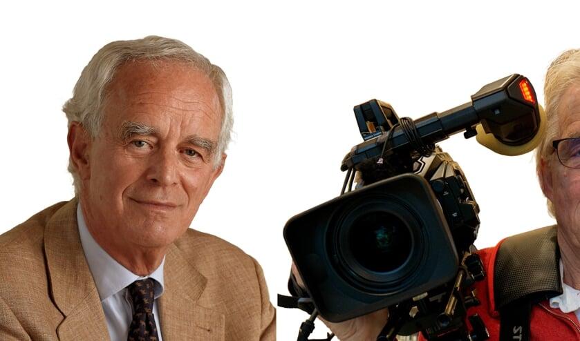 Pim van Lommel en Frans Bromet.