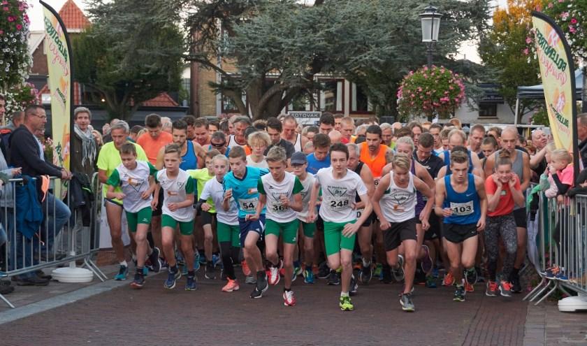 Het Van der Hulst Oranjecircuit gaat volgende week van start. | Foto Rob: van der Linden