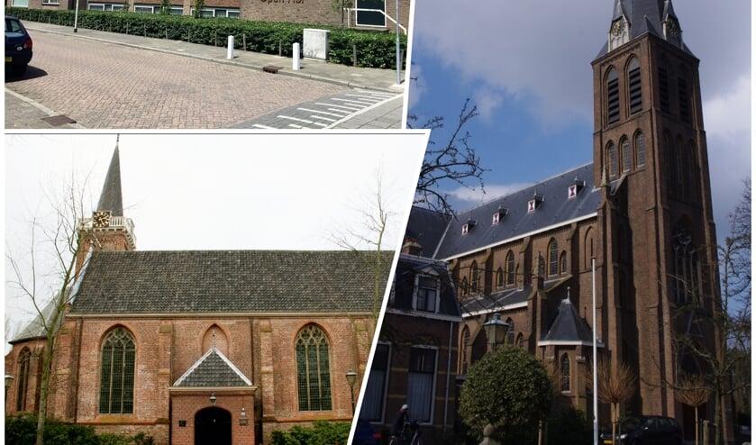 De Katwijk-binse kerken staan open voor de lunch en meer op zondag 25 augustus. | Foto: PR