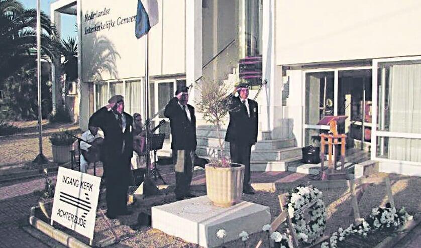 Het 'Herdenkingscomité 15 Augustus' zal op die dag, weer de jaarlijkse herdenkingsdienst organiseren in kerk Het Anker in Benidorm.