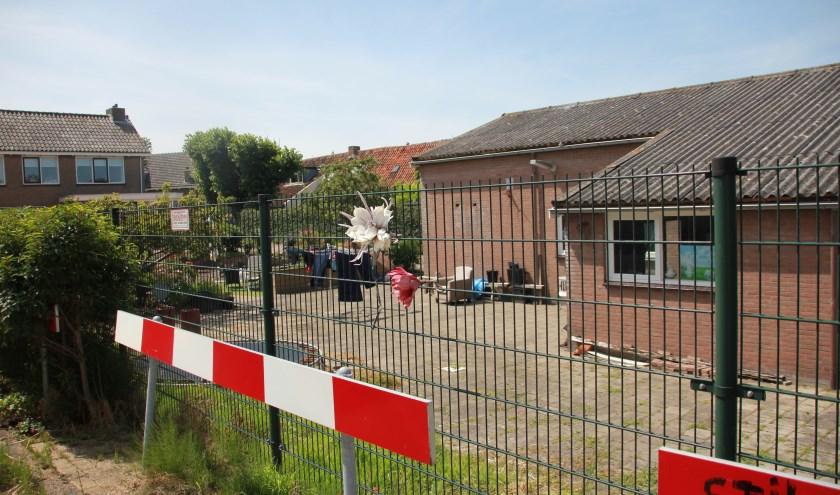 Omwonenden van het Julianahofje voorzien hier ter plekke een woonwijk met onvoldoende ontsluiting. | Foto: WS