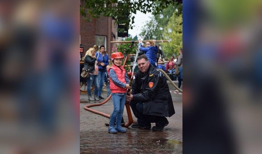 Oefenen met de brandweer, het kan tijdens de 112-dag in Lisse.