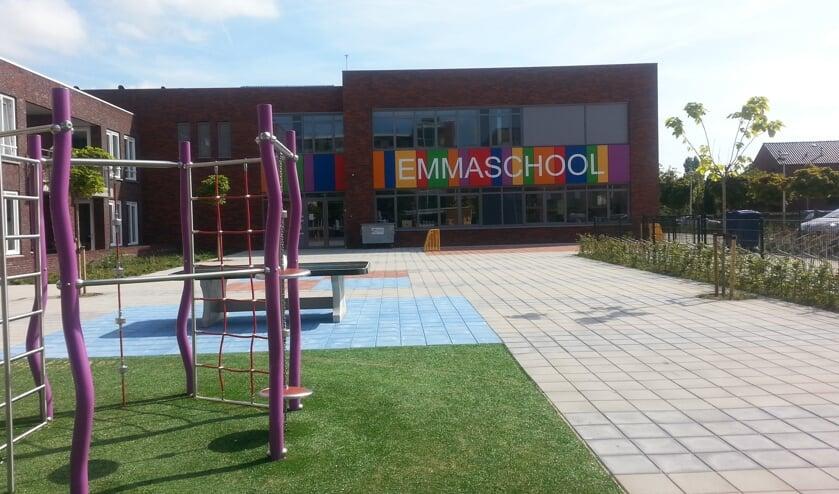 Leerlingen Emmaschool starten volgende week op hun vertrouwde plek.