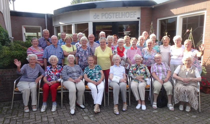 UItstapjes, Open Huis en veel muziek. Het was een geslaagde vakantieweek voor Seniorenvereniging Teylingen (Afdeling Voorhout) | Foto: PR