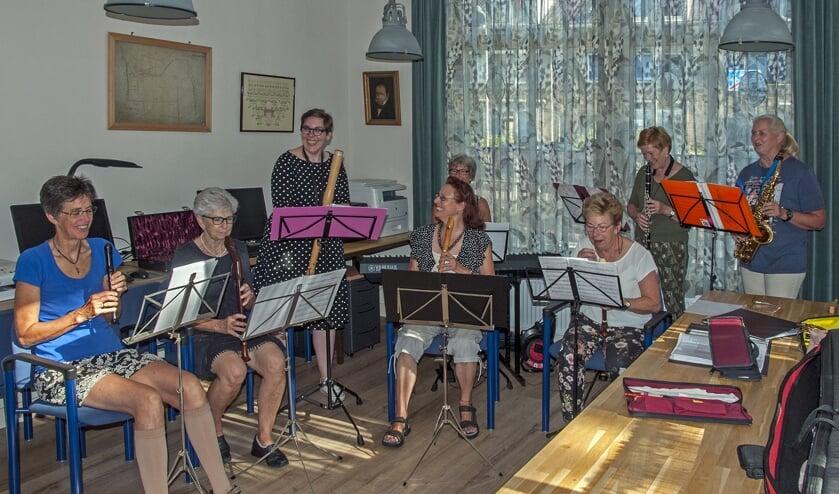 Tijdens Open Monumentendag is er ook ruimte voor muziek.   Foto: Peter van Doorne / SVvOH.