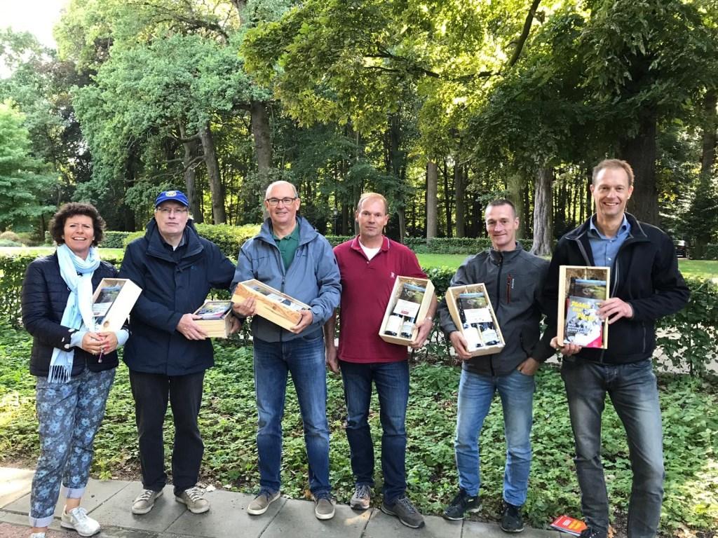 Winnaars Foto: Rotary © uitgeverij Verhagen