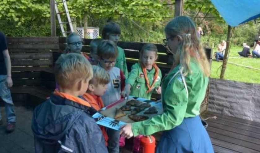 Lekker buiten bezig zijn, dat kan bij de outdoor workshops van de Lisser Kaninefaten.